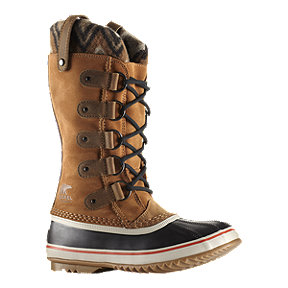 Sorel Women's Joan of Arctic Knit II Winter Boots - Brown
