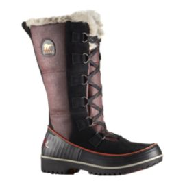 Sorel Women's Tivoli High II Winter Boots - Madder Brown