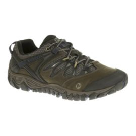 Merrell Men's Allout Blaze Hiking Shoes - Brown