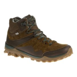 Merrell Men's Fraxion Mid Waterproof Day Hiking Boots
