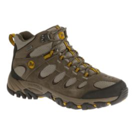 Merrell Men's Ridgepass Mid Waterproof Day Hiking Boots