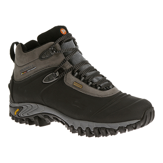 3b86f5ba7c Merrell Men's Thermo 6 Shell Waterproof Winter Boots - Black