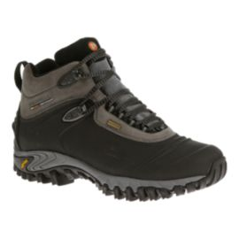Merrell Men's Thermo 6 Shell Waterproof Winter Boots - Black