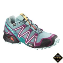 Salomon Women's SpeedCross GTX Trail Running Shoes