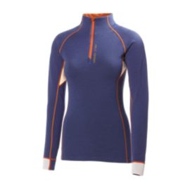 Helly Hansen Warm Flow High Neck Women's 1/2 Zip Top