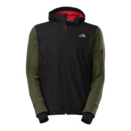 The North Face Kilowatt Ops Men's Full-Zip Hooded Jacket