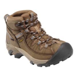 Keen Women's Targhee II Mid Waterproof Day Hiking Boots