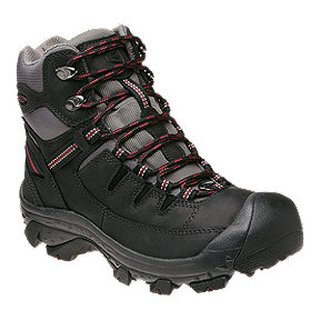 Keen Women's Delta Winter Boots - Black/Grey
