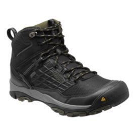 Keen Men's Saltzman Mid Waterproof Day Hiking Boots