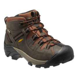 Keen Men's Targhee II Mid Waterproof Day Hiking Boots