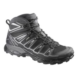 Salomon Men's X Ultra Mid 2 Spikes GTX Day Hiking Boots