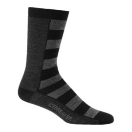 Icebreaker Men's Lifestyle Bisect Crew Socks