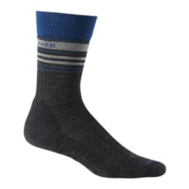 Icebreaker Men's Hike Light Crew Socks