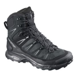 Salomon Men's X Ultra Trek GTX Hiking Boots - Black/Black