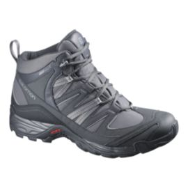 Salomon Men's RockClimber Mid ClimaShield Day Hiking Boots