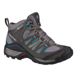 Salomon Women's RockClimber Mid ClimaShield Day Hiking Boots