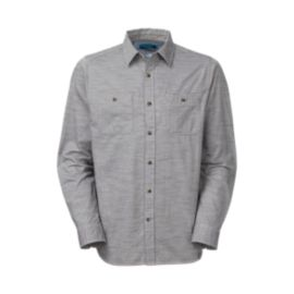 The North Face Montgommery Men's Long Sleeve Chambray Shirt