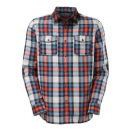 The North Face Hayes Men's Flannel Long Sleeve Shirt