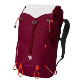 Mountain Hardwear Scrambler 30L OutDry Day Pack - Dark Raspberry