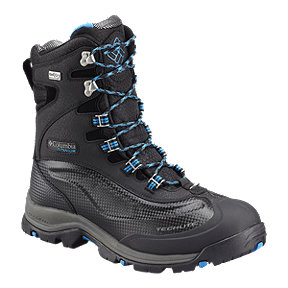 Columbia Bugaboot Plus III Titanium Men's Winter Boots
