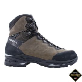 Lowa Men's Camino GTX Hiking Boots - Grey/Black