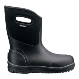 Bogs Men's Ultra Mid Boots - Black