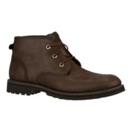 Timberland Men's Larchment Chukka Waterproof Boots - Dark Brown