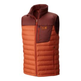 Mountain Hardwear Dynotherm Men's Down Vest