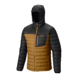 Mountain Hardwear Dyntoherm Men's Hooded Down Jacket