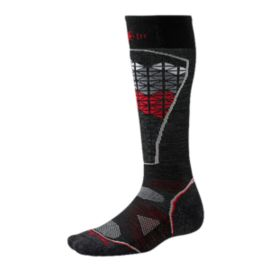 Smartwool Men's PhD Ski Light Pattern Ski Socks