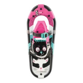 Louis Garneau Girl's Flex 17 inch Snowshoes - Cat