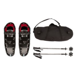 Louis Garneau Men's Genesis 25 inch Snowshoe Kit