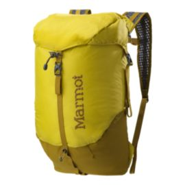 Marmot Kompressor 18L Day Pack - Yellow Vapor