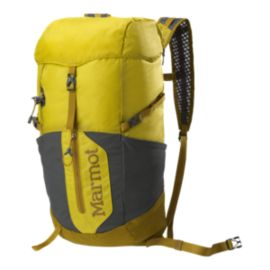 Marmot Kompressor Plus 20L Day Pack - Yellow Vapor