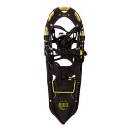 Atlas Men's Endeavor 24 inch Snowshoes - Black/Yellow