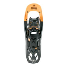 Tubbs Men's Flex Alp 24 inch Snowshoes - Orange/Black