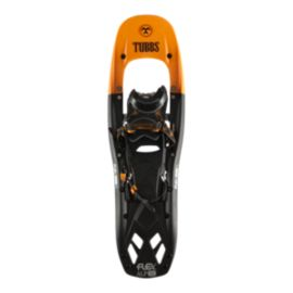 Tubbs Men's Flex Alp XL 28 inch Snowshoes - Orange/Black