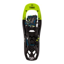 Tubbs Men's Flex VRT XL 28 inch Snowshoes - Green/Black