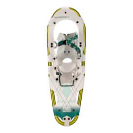 Tubbs Women's Wilderness 21 inch Snowshoes - Champagne
