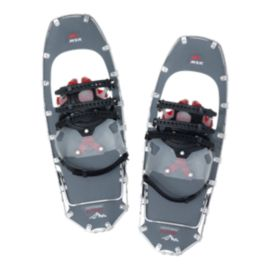 MSR Men's Lightning Ascent 22 inch Snowshoes - Silver