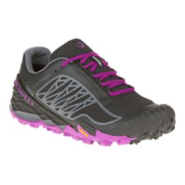 Merrell Women's All Out Terra Ice Trail Running Shoes