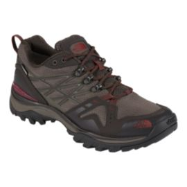 The North Face Men's Hedgehog FastPack GTX Hiking Shoes - Coffee Brown