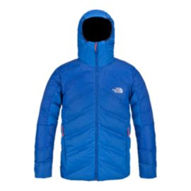 The North Face Fuseform Dot Matrix Men's Hooded Down Jacket