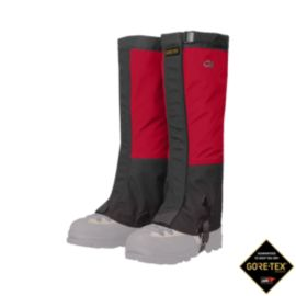 Outdoor Research Crocodile Gaiters - Red