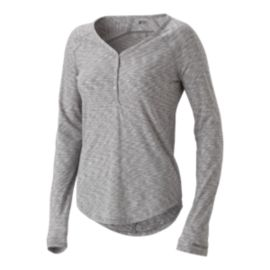 Marmot Mackenzie Women's Henley Long Sleeve Top
