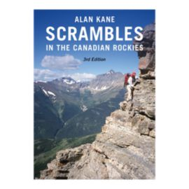 Scrambles in the Canadian Rockies Guidebook