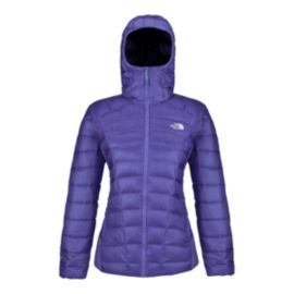 The North Face Women's Quince Hooded Down Jacket