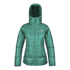 The North Face Women's Prospectus Hooded Down Jacket