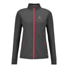 Salomon Momentum Women's Softshell Jacket