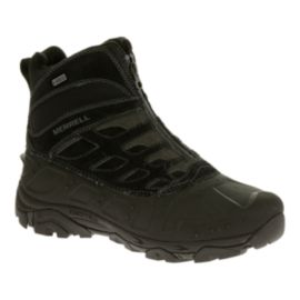 Merrell Men's Moab Polar Zip Waterproof Winter Boots